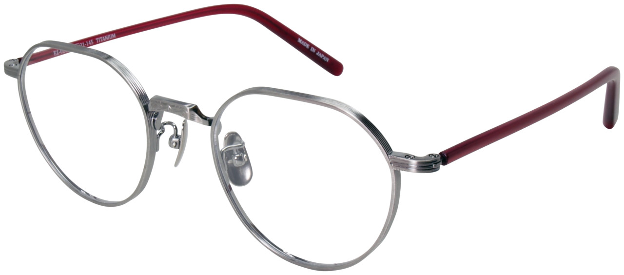 col.5:Antique-silver/Red